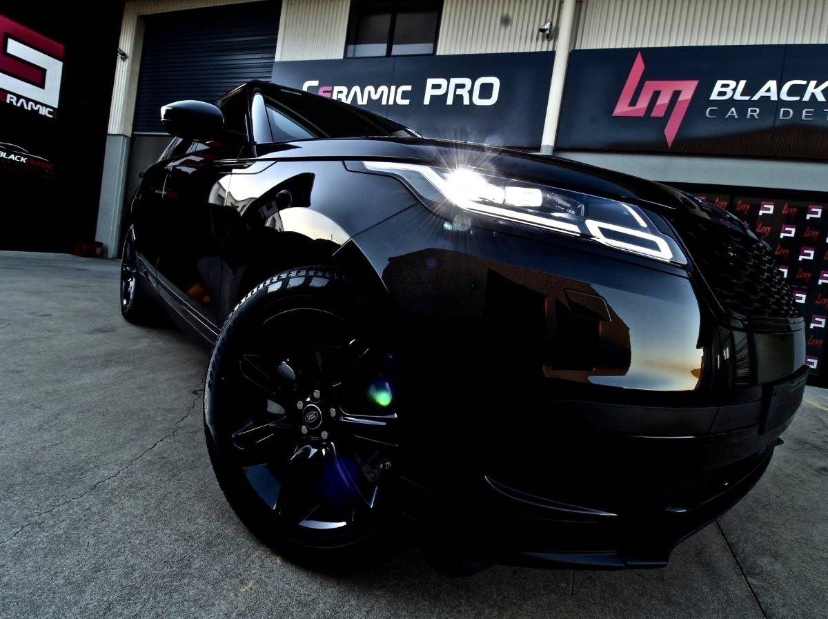 Black Magic Car Detailing