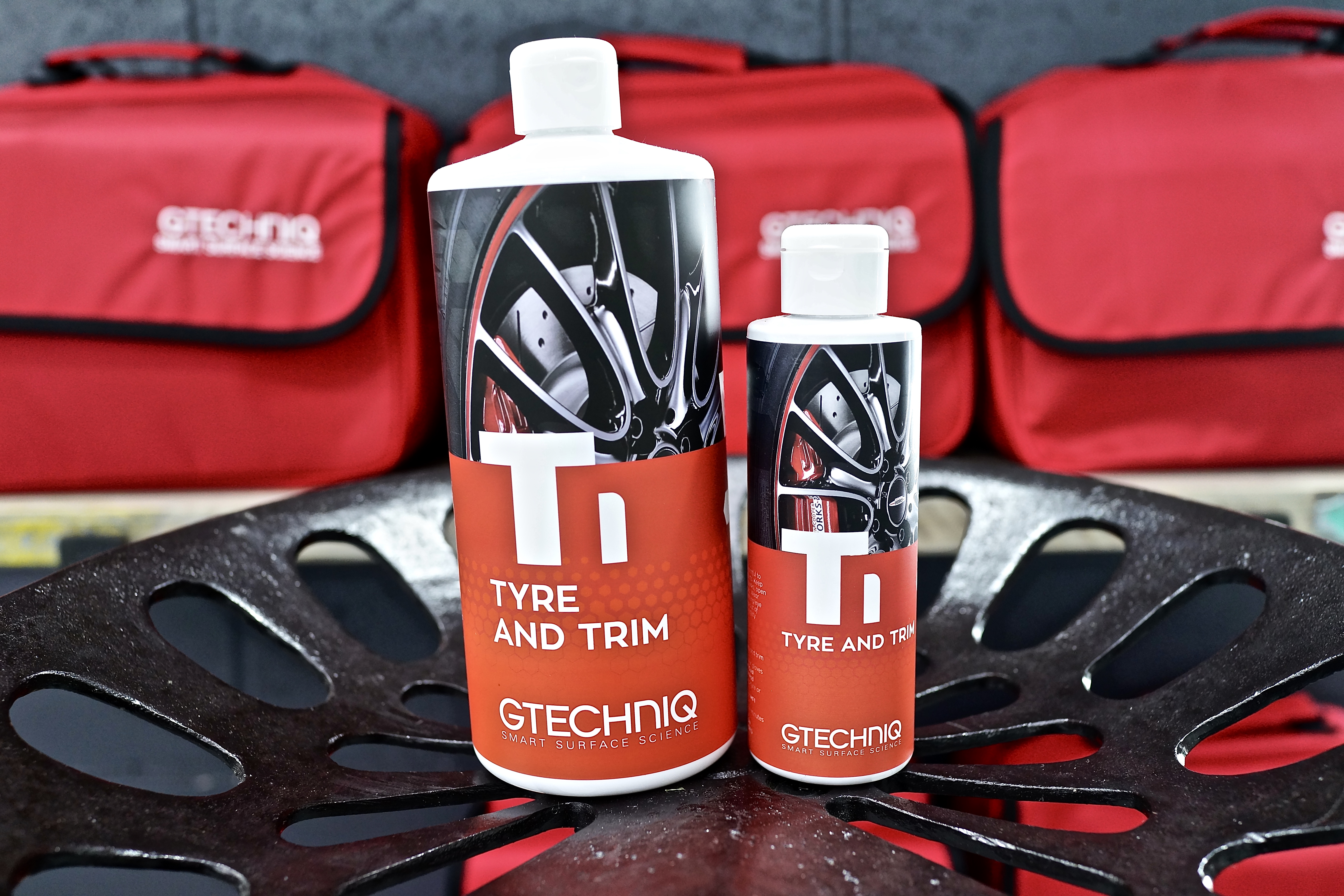 Gtechniq T1 Tyre and Trim Cleaner