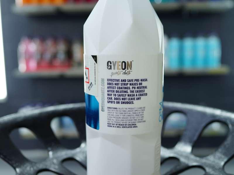 Gyeon Q²M Foam - Pre Wash 1 Litre