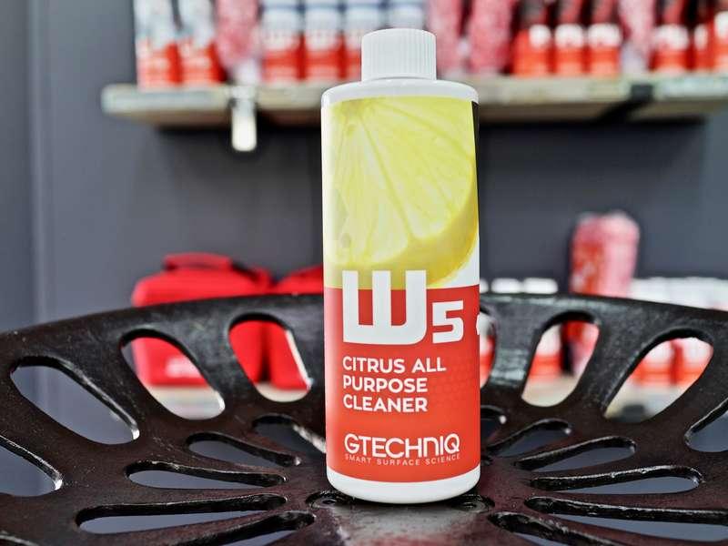 Gtechniq W5 Citrus All Purpose Cleaner - 500ml
